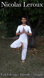 Nicolas Leroux Cours de méditation