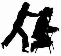 amma sur chaise thérapies douces au cabinet de gestion du stress Aubagne en Provence