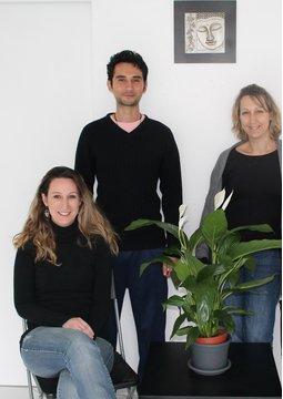 Les intervenants de l'institut de Gestion du Stress 2.0 , Pariollaud Fanelly, Le Roux Nicolas, Pariollaud Alexia
